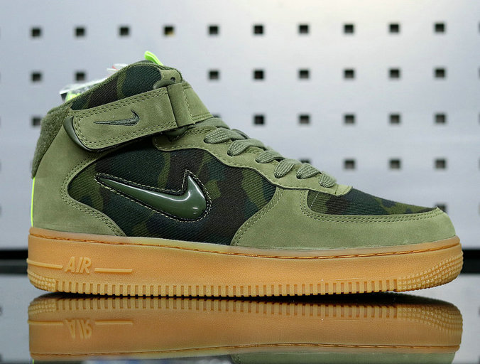 Nike Air Force 1 Country Camo AV2586-200