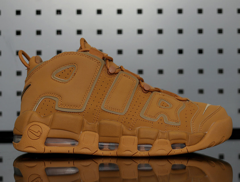 "Nike Air More Uptempo 96 ""Wheat"" AA4060-200"