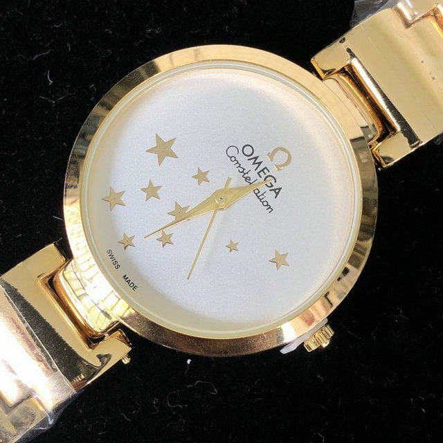 Wholesale Replica Omega Women's Watches Sale-002
