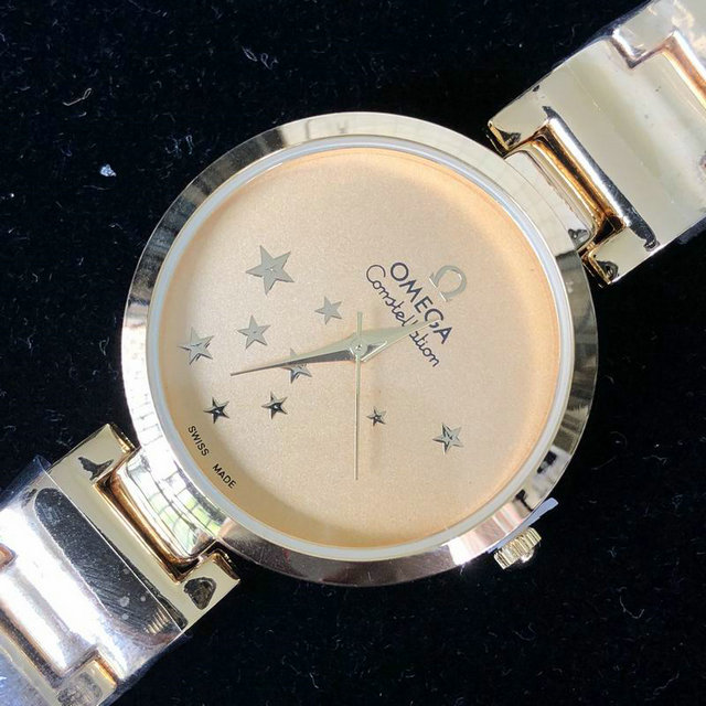 Wholesale Replica Omega Women's Watches Sale-003