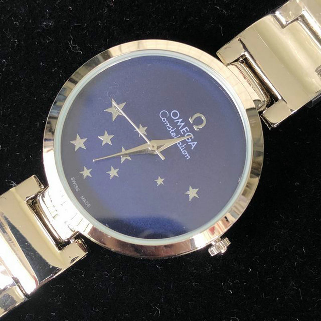 Wholesale Replica Omega Women's Watches Sale-007