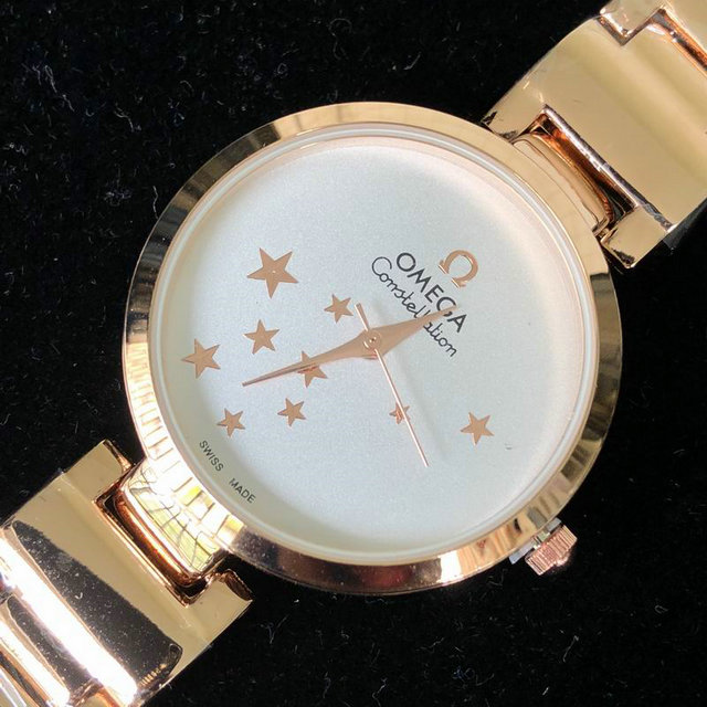Wholesale Replica Omega Women's Watches Sale-009