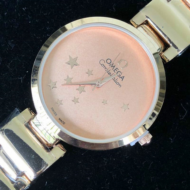 Wholesale Replica Omega Women's Watches Sale-010