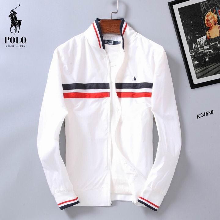 Wholesale Designer Polo Ralph Lauren Men's Jackets for Cheap-044