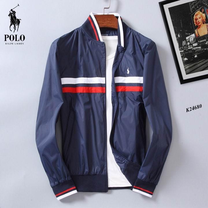 Wholesale Designer Polo Ralph Lauren Men's Jackets for Cheap-046
