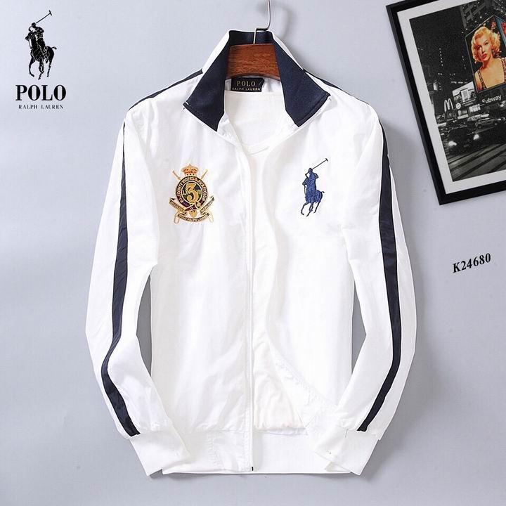 Wholesale Designer Polo Ralph Lauren Men's Jackets for Cheap-049