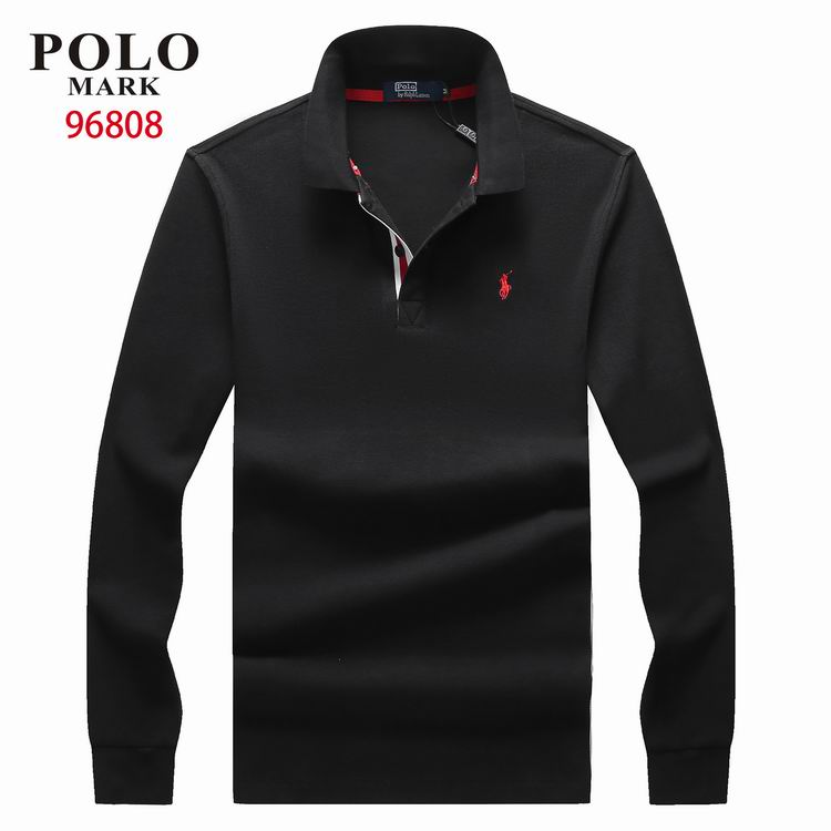 Wholesale Cheap polo Men's Long Sleeve T-shirts for Sale