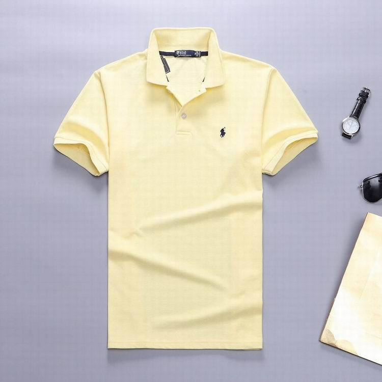 Wholesale Cheap POLO Short Sleeve Lapel T Shirts for sale