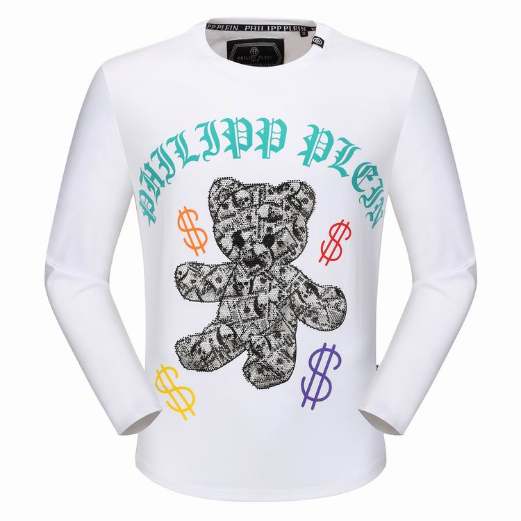 Wholesale Cheap Pp long Sleeve Men's T-Shirts for Sale