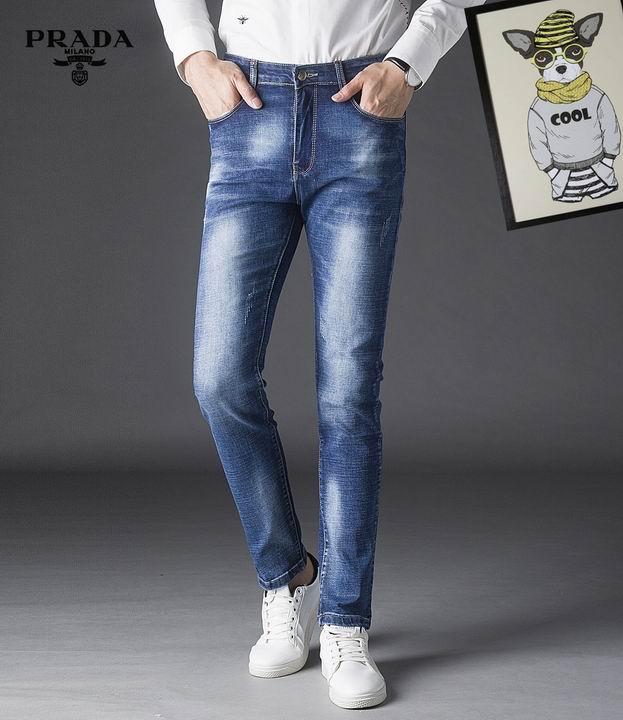 Wholesale Cheap Prada Mens Designer Jeans for Sale