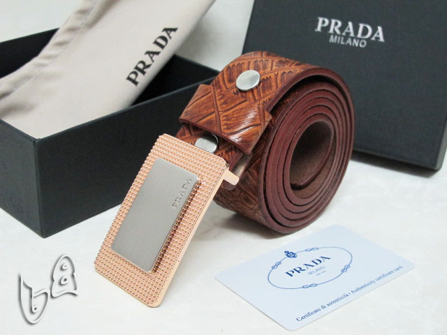 Wholesale AAA Prada Replica Belt for Sale-108