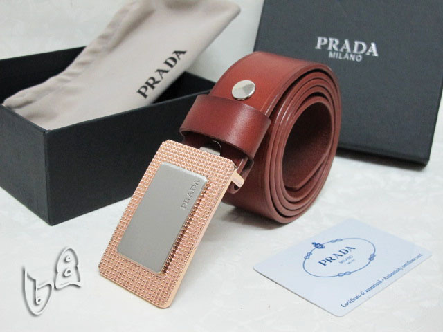 Wholesale AAA Prada Replica Belt for Sale-112