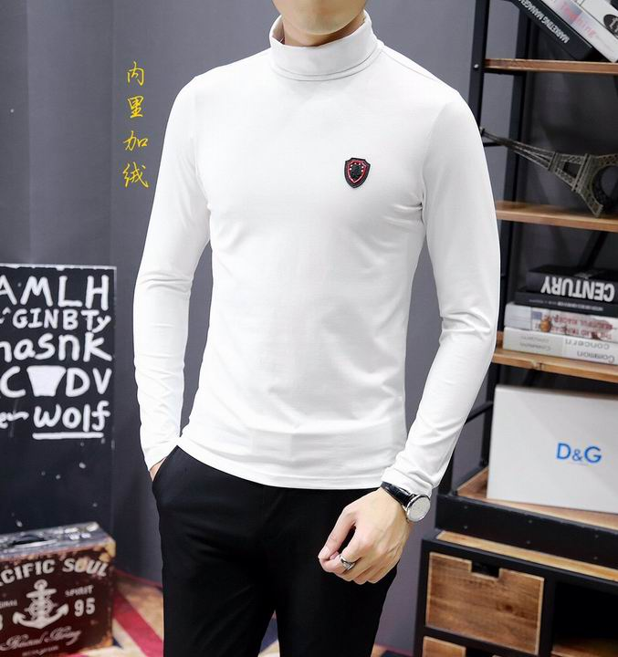Wholesale Cheap Prada Long Sleeve High Neck T-Shirts for sale