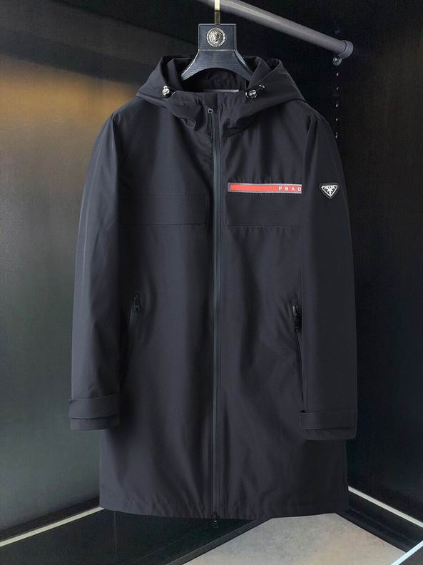 Wholesale Cheap Prada Men Jackets for sale