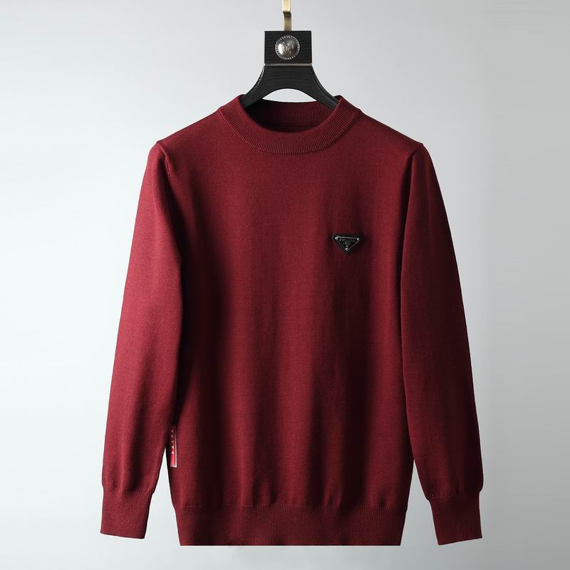 Wholesale Cheap Mens Prada Designer Sweaters for sale