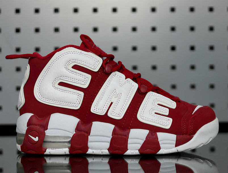 "Sup x Nike Air More Uptempo 96 ""Red"" 02290-600"