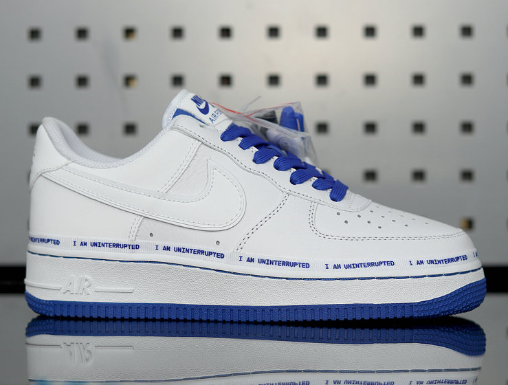 "Nike Air Force 1 07 x Uninterrupted ""MTAA"" - Cq0494-100"