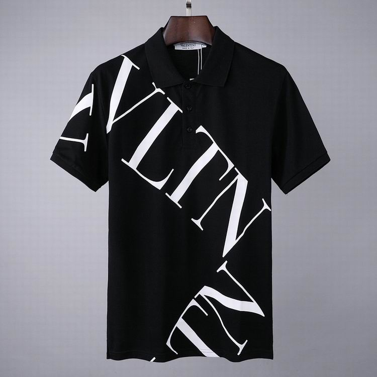 Wholesale Cheap Tommy Short Sleeve Lapel T Shirts for sale