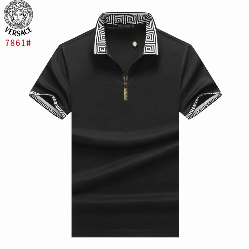 Wholesale Cheap Versace Short Sleeve T Shirts for Sale