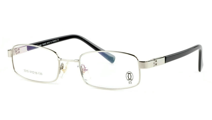 Wholesale Cheap Cartier Metal Memory Plastic Glasses Frames For Sale-017