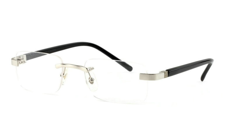 Wholesale Cheap Replica Cartier Metal Memory Plastic Glasses Frames For Sale-042
