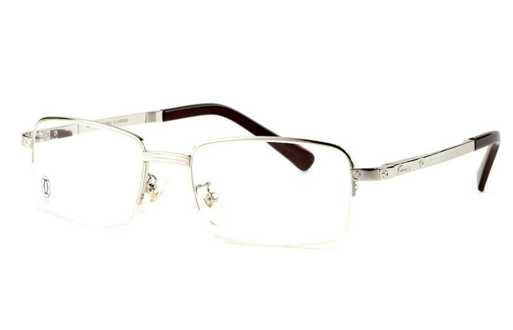 Wholesale Cheap Santos De Cartier Optical Glasses Replica for Sale-020