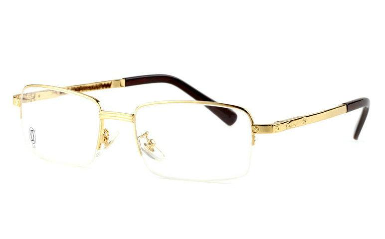 Wholesale Cheap Santos De Cartier Optical Glasses for Sale-021