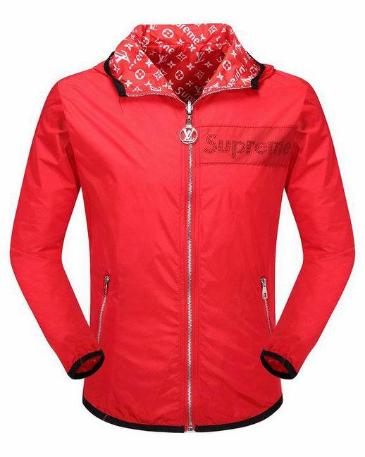 Wholesale Louis Vuitton supreme Coat for Men-005