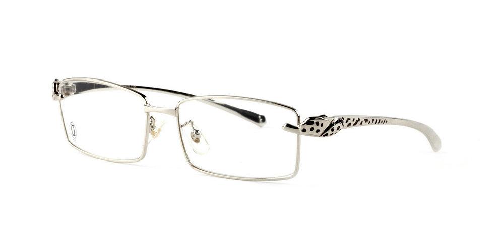 Wholesale Cheap Panthère de Cartier Full Rim Optical Glasses for Sale-033