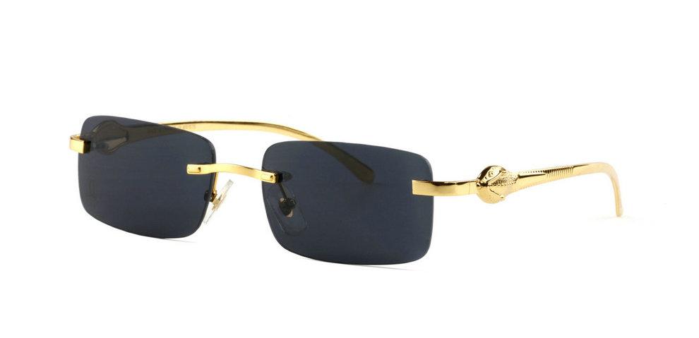 Wholesale Cheap Panthere de Cartier Glasses & Frames Replica for Sale-042