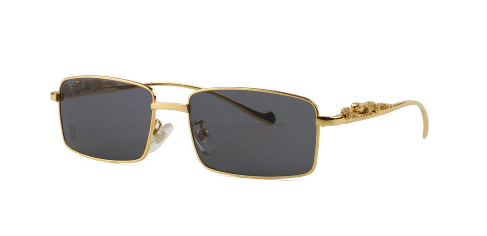 Wholesale Cheap Cartier Panthere Replica Sunglasses & Frames for Sale-049