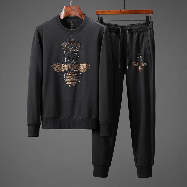 Wholesale Cheap Men's Dolce Gabbana Tracksuit for Sale