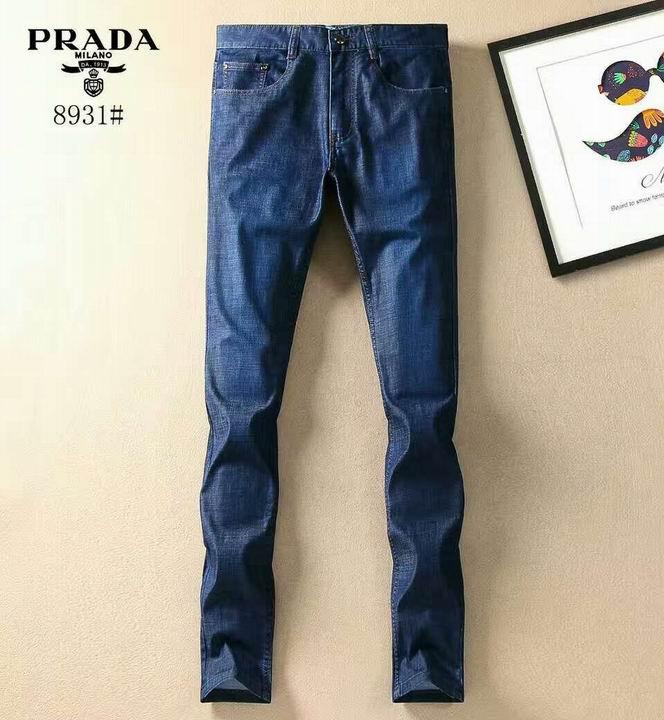Wholesale Replica Prada Mens Jeans-019