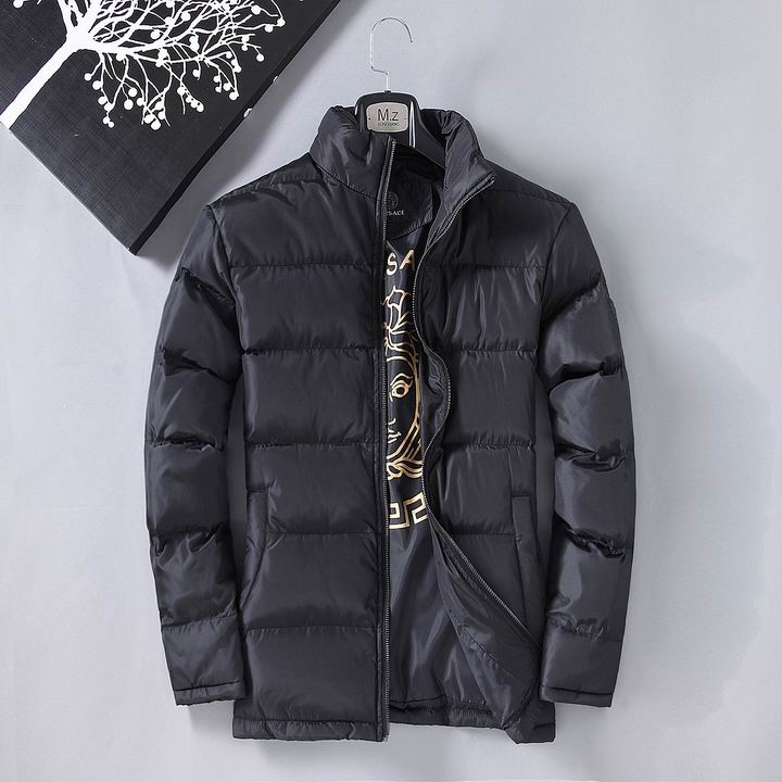 Wholesale Versace Down Jackets & Coats for Men-006
